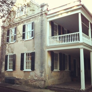 Found me a 'Fixer Upper', take note my mother in law is now obsessed with 'sleeping porches'